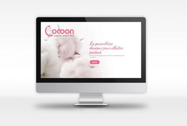 Ouverture du site Cocoon allaitement